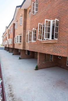 4 Bedrooms Terraced Duplex, By World Oil Filing Station, Lekki, Lagos, Terraced Duplex for Sale