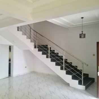 Tastefully Built 3 Bedroom Terraced Duplex in a Very Secured Estate, Meridean Park Estate, Awoyaya, Ibeju Lekki, Lagos, Terraced Duplex for Rent
