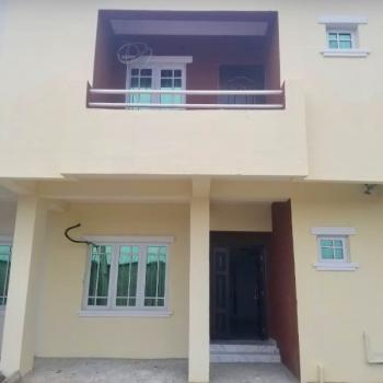 Beautifully Built 3 Bedroom Terrace Duplex in a Secured Estate, Meridean Park Estate, Awoyaya, Ibeju Lekki, Lagos, Terraced Duplex for Rent