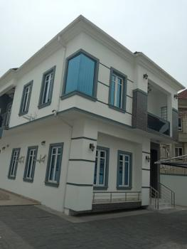 Newly Completed 5 Bedroom Fully Detached Duplex with a Room Bq, Chevy View, Chevy View Estate, Lekki, Lagos, Detached Duplex for Sale