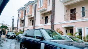 4 Bedroom Serviced Duplex, Abiola Court, Osapa, Lekki, Lagos, Terraced Duplex for Sale