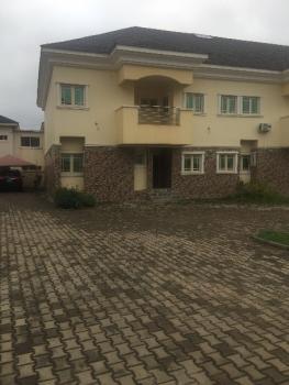 Top Notch 4 Bedroom Terraced Duplex, Durumi, Abuja, Terraced Duplex for Sale