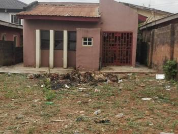 Vacant 3 Bedroom Bungalow Setback Sitting on 300sqm Land, Ifako, Agege, Lagos, Detached Bungalow for Sale