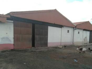 2 Bay Industrial Warehouse Sitting on Over One Acre of Land, Isolo, Lagos, Warehouse for Sale