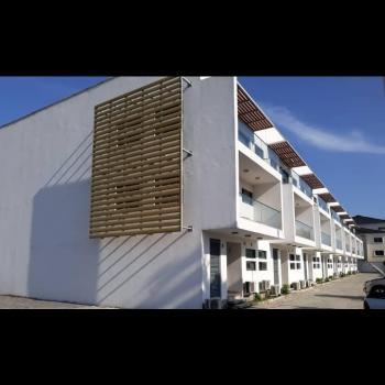 a Serviced  5 Bedroom Terraced House with a Room Bq, Oniru, Victoria Island (vi), Lagos, Terraced Duplex for Sale