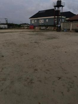 Land, Along Add Road By Lenzina Event Center Bus Stop, Ado, Ajah, Lagos, Mixed-use Land for Sale