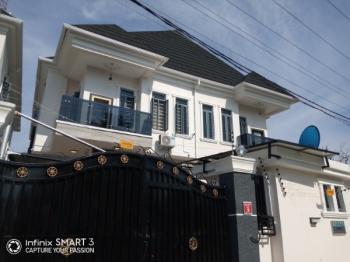 4 Bedroom Semi-detached Duplex  with Bq, Lekki, Lagos, Semi-detached Duplex for Sale