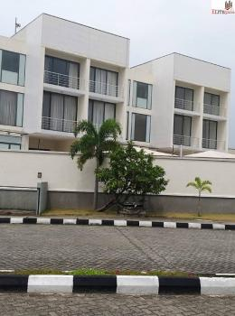 New | Luxury 3 Bedroom Town House | Serviced, Off 2nd Avenue, Banana Island, Ikoyi, Lagos, Terraced Duplex for Rent
