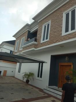 Newly Completed 5 Bedroom Fully Detached Duplex with a Room Bq, Ademola Eletu, Osapa, Lekki, Lagos, Detached Duplex for Sale