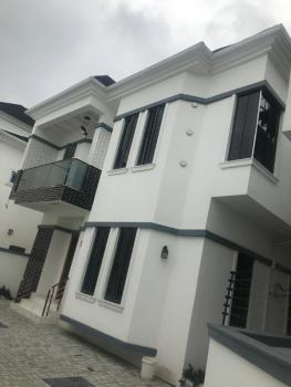 Newly Completed 5 Bedroom Fully Detached Duplex with a Room, Osapa, Lekki, Lagos, Detached Duplex for Sale