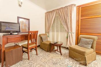 a Super Luxury One Bedroom [mini Flat] with State of The Art Finishing and Excellent Facilities, Adetokunbo Ademola Crescent,, Wuse 2, Abuja, Mini Flat Short Let