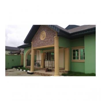4 Bedroom Bungalow, Icast Area Elebu Ibadan Off Akala Express Ibadan, Oluyole, Oyo, Flat for Sale