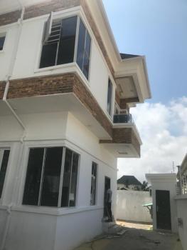 Newly Completed 4 Bedroom Fully Detached Duplex with a Room Bq, Ikota Villa Estate, Lekki, Lagos, Detached Duplex for Sale