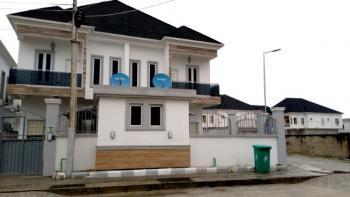 a Magnificent 4 Bedroom Duplex with Uninterrupted Power Supply in a Serviced Estate, Van Daniel Road, Orchid, Lekki Phase 2, Lekki, Lagos, Semi-detached Duplex for Sale