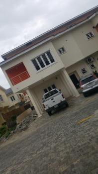 Nicely Finished Corner Piece 3 Bedroom Terrace Duplex with 1 Bq, Meadow Hall Road Ikate, Ikate Elegushi, Lekki, Lagos, Terraced Duplex for Sale