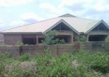 Uncompleted 4 Unit of 2 Bedrooms, at Kolapo Ishola Estate Akobo Ibadan, Lagelu, Oyo, Flat for Sale