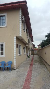 3 Bedroom Flat Upstairs, Zinna Estate Beside Blenco Super Market, Ado, Ajah, Lagos, Flat for Rent