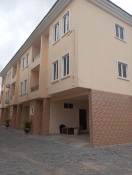 Newly Built and Well Finished 4 Bedroom Luxury Terraced Duplex with a Room Bq,fitted Kitchen,etc., Lekki Right By Pinnacle Fuel Station, Lekki Phase 1, Lekki, Lagos, Terraced Duplex for Rent