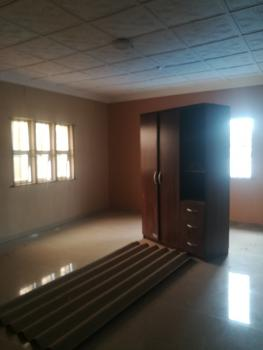 Very Big and Spacious Beautiful Newly Built 2 Bedroom Flat with Pop and Wardrobe in a Good Location in Ogudu Road Ojota, By Catholic Church After Nnpc Filling Station Ogudu Road Ojota, Ojota, Lagos, Flat for Rent
