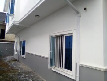 a Very Clean Massive Brand New 5 Bedroom  Duplex with a Bq, Osapa, Lekki, Lagos, Detached Duplex for Rent