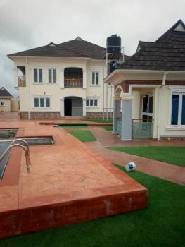 Relatively Newly Built of 5 Bedroom Duplex with Swimming Pool, Gym House, Security Outpost, Maiden Room Self-contained, Etc, Jericho, Ibadan, Oyo, Detached Duplex for Sale