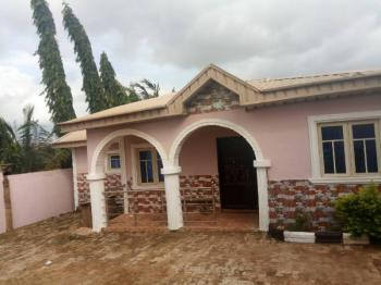 Tastefully Finished 3 Bedroom Bungalow with Uncompleted 3 Bedroom Up to Lintel Level, Ijoko, Sango Ota, Ogun, Detached Bungalow for Sale
