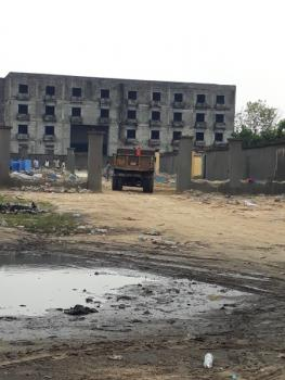 Commercial Land Measuring About 2100 Square Metres at Adjacent, Adjacent to Lagos Business School (lbs), Olokonla, Ajah, Lagos, Commercial Land for Sale