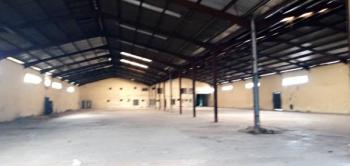 Industrial Warehouse (very Exclusively Built.) Size.  26,000 Ft2, Ajao Estate, Matori, Ilasamaja, Mushin, Lagos, Warehouse for Rent