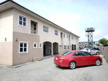 Nicely Built Selves Service 4 Bedroom Terraced Duplex for Rent, Osapa, Lekki, Lagos, Terraced Duplex for Rent