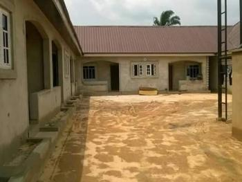 Standard 8 Units of Self-contained and 3 Units of 1 Bedroom Flats on 1 ½ Plot of Land, Omagwa, Port Harcourt, Rivers, Block of Flats for Sale