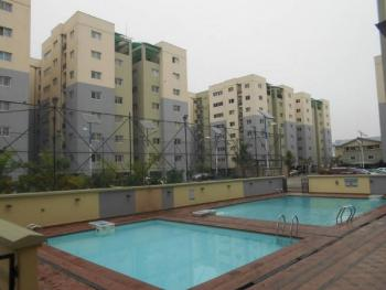 Spacious 3 Bedroom Serviced Apartment with Swimming Pool, Prime Water View Garden Estate, Ikate Elegushi, Lekki, Lagos, House for Rent