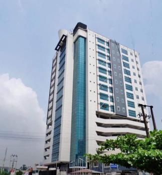 New Serviced Office Complex with About 7,000sqm with Helipad & Other, Adetokunbo Ademola Street, By Eko Hotel and Suites Roundabout, Victoria Island (vi), Lagos, Commercial Property for Sale