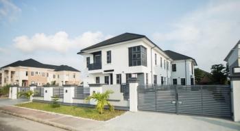 Newly Built 4 Bedroom Duplex with a Room Bq on 460m2, Garden Estate, Sangotedo, Ajah, Lagos, Detached Duplex for Sale