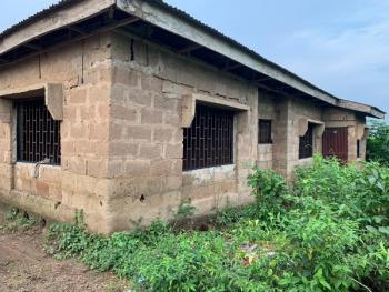 3 Bedroom Bungalow Built on 2 Plots  of Land, Aladorin High School, Idi Iroko Area, Ibadan., Olorunsogo, Oyo, Terraced Bungalow for Sale