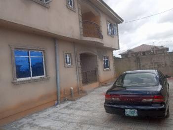 Newly Built 2 Bedroom Flat All Tiles Floor, Peace Estate Baruwa Ipaja, Ipaja, Lagos, Flat for Rent