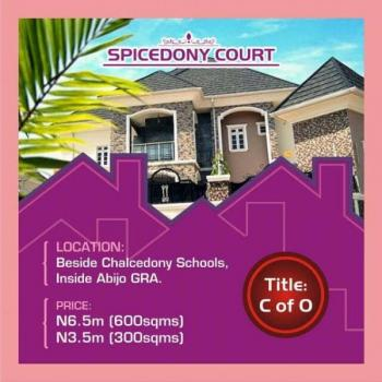 Spicedony Court Abijo, Beside Chalcedony Schools Aboki Gra, Abijo, Lekki, Lagos, Mixed-use Land for Sale