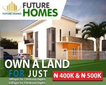 Future Homes, Admiralty Estate, Agungi, Lekki, Lagos, Mixed-use Land for Sale
