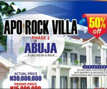 Apo Rock Villa Phase 1abuja, Apo, Abuja, Mixed-use Land for Sale