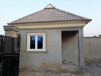 New Built 4 Bedroom Bungalow, Alabameta Area Very Close to Main Tiled Road Behinde Katados Filling-stations Off Osogbo Ikirun Road, Olorunda L. G Osogbo Osun State., Olorunda, Osun, Terraced Bungalow for Sale