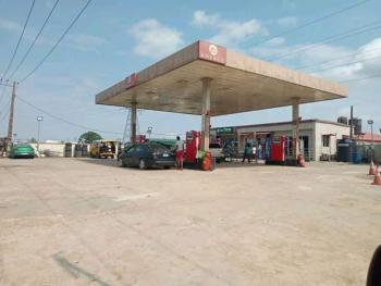 Functional Filling Station, Irawo Bus Stop, Ikorodu, Lagos, Filling Station for Sale