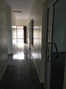 Newly Built 67 Sq M Open Plan Space (upstairs) with Adequate Parking Space, Bode Thomas, Surulere, Lagos, Warehouse for Rent