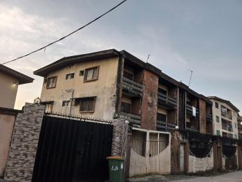 House of 6 Units of 3 Bedroom Flat, a 2 Unit of 3 Bedroom Chalet., Akoka, Yaba, Lagos, Block of Flats for Sale