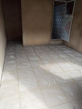Very Spacious Almost Completed Room Self-contained, Luth Back Gate, Mushin, Lagos, Self Contained (single Rooms) for Rent