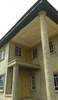4 Bedroom Duplex with Bq, Akure Area After Ojodu Berger, Ojodu, Lagos, Terraced Duplex for Sale