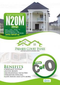 Premier Court Estate, Abraham Adesanya Ogombo Road, Agungi, Lekki, Lagos, Mixed-use Land for Sale