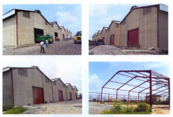 a Cement Company, Church Street Abuleoshun Off Lagos/badagry Express Way., Amuwo Odofin, Isolo, Lagos, Factory for Sale