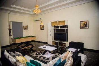 Amazing Four Bedroom Apartment, Chevron Road, Chevy View Estate, Lekki, Lagos, Flat Short Let