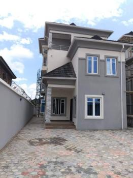 4 Bedroom Semi Detached House  with Bedrooms Ensuite with Pent House and One Room Bq, Sadia Estate, 4, Ifako, Gbagada, Lagos, Semi-detached Duplex for Sale