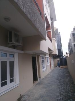Newly Built Spacious 2bedroom Flat All Ensuite with Fitted Kitchen Cabinets, Close to Pinnacle Filling Station Lekki Right, Lekki Phase 1, Lekki, Lagos, House for Rent