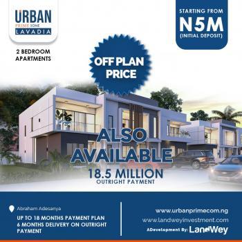 Luxury 2 Bedroom Flat, Beside Abraham Adesanya, Ajah, Lagos, Block of Flats for Sale